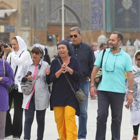 free walking tour isfahan