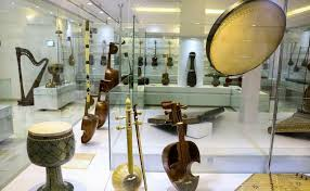 Visiting Music Museum of Isfahan